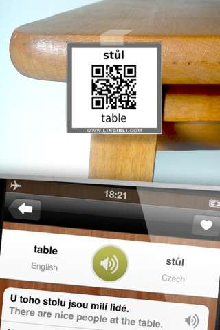 Scannable Language Learning - The Lingibli App Teaches Language Through QR Codes