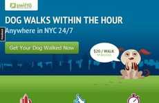 Swifto Sends Dog Walkers to NYC Doors Within 60 Minutes