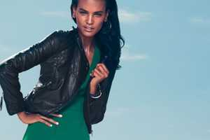 The Liya Kebede for H&M Spring Collection is Sun-Soaked