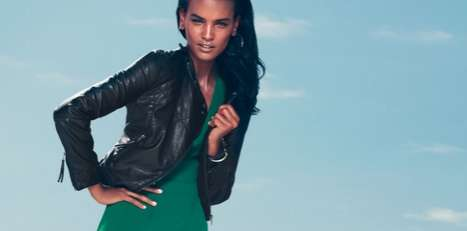 Liya Kebede for H&M Spring Collection