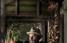 Peculiar Outdoorsman Portraits