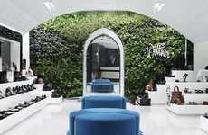 Secret Garden Shoe Shops - Studio Ginger Designs Wittner Store in Melbourne