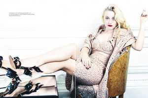 The Dakota Fanning Elle UK Editorial is All Grown Up