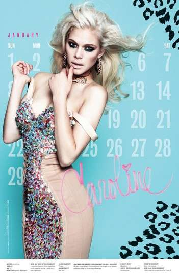 Eccentric Pin-Up Calendars