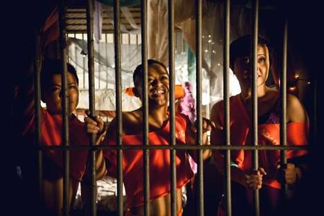 Dancing Inmate Musicals - Prison Dancer is an Interactive Web Production Inspired by Cebu Convicts