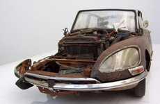 Decrepit Car Models