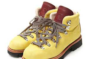 'A Bathing Ape' Mountain Soldier Boots Helps Gear up for Cold Weather
