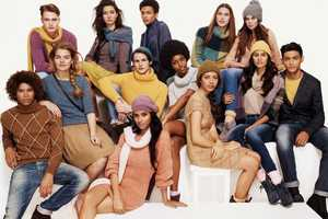 The Benetton Fall/Winter 2011 Campaign is Fun and Cheerful
