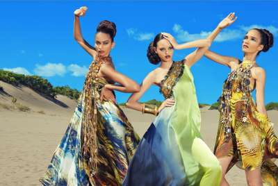 Alisse, Angie and Paola for Somos Magazine
