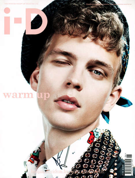 i-D Winter 2011 Let