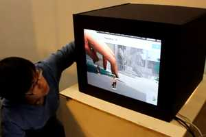 Portals Transports Your Hand Into Google Street View