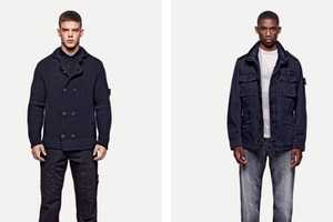 The Stone Island Spring/Summer 2012 Collection Boasts Navy Swag