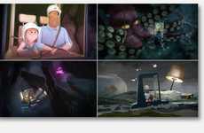 Underwater Adventure Adverts