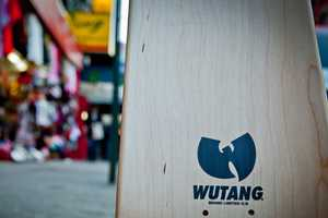 Hit the Pavement with the Chapman Skateboards x Wu-Tang Decks