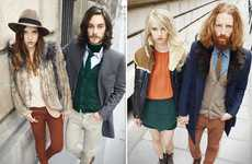 Classy Continental Couples - The Kooples Spring/Summer Campaign Features Real-Life Lovers