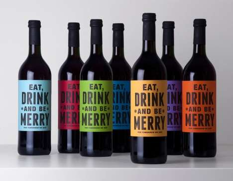 Buddy Mulled Wine Packaging