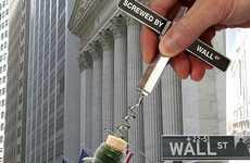 Protest-Inspired Bottle Poppers