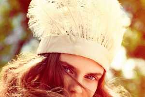The Dimphy Janse for Vogue Spain Editorial is Bohemian Chic