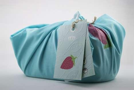 Blanketed Baked Goods - Break Kingdom Packaging Opts for the Snug Eco Alternative