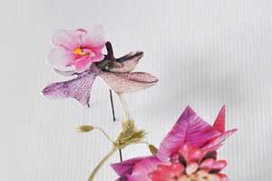 Anne Ten Donkelaar Creates Floral Masterpieces for Your Living Room