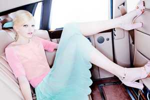 The Jill Stuart Spring/Summer 2012 Campaign is Sweet