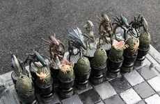 Snarling Battle Boards