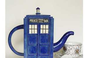 66 Terrific Teapots - From Time-Traveling Brewers to Deathly Dainty Dishware