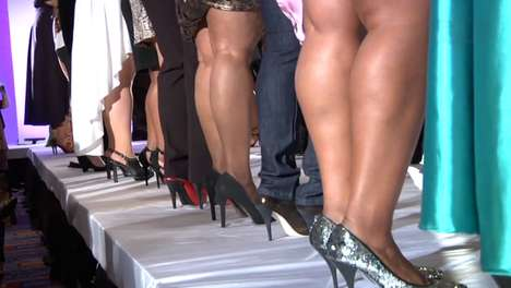 Full Figured Fashion Show
