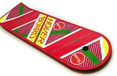 Futuristic Film Skateboards