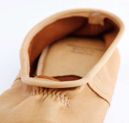 Thurlow Thurmocs Deerskin Slippers