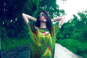 The NOUIO 3D Clothing Collection Features Eye-Popping Designs