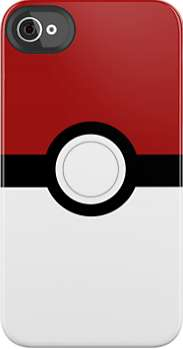 Pokeball iPhone Cases