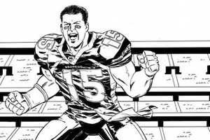 Marvel and ESPN Make a Tim Tebow Comic Book