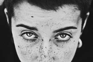 Valentina Vortice Captures Raw Emotion In Sad Subjects' Eyes