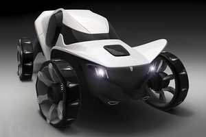 The Misha Concept Car is Designed for Siberian Families