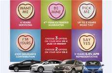Sweetheart Auto Ads