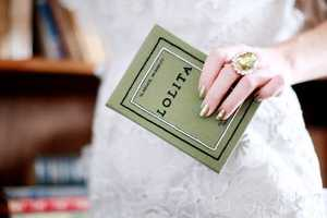 The Olympia Le Tan's 'Lolita' Book Clutch is More Than Meets the Eye
