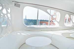 Busride Design Studio Creates Interior for The Smokehouse Room