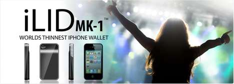 iLID MK-1 iPhone Wallet