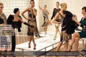 The Steven Meisel Vogue Italia January Shoot Has an All-Star Cast