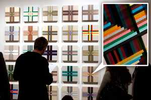 The Brian Wills Unwound Series Uses Only Thread and Ribbon