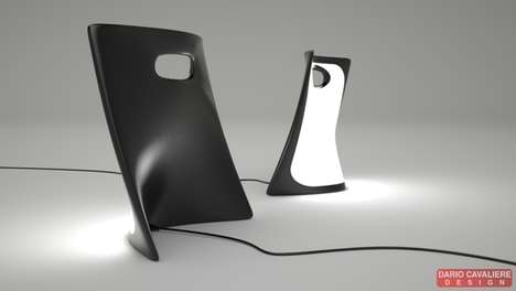 PB Lamp by Dario Cavaliere