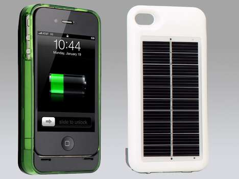 Monster Watts Hybrid Solar Case