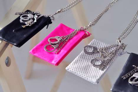 Wallet Necklaces