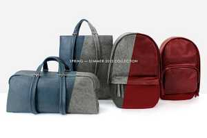 The Haerfest Spring/Summer 2012 Collection is the Perfect Weekend Bag