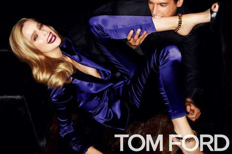 Tom Ford 2012 campaign