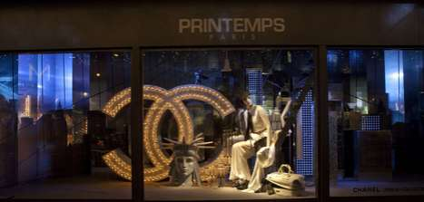 Printemps, X-mas Windows, Paris
