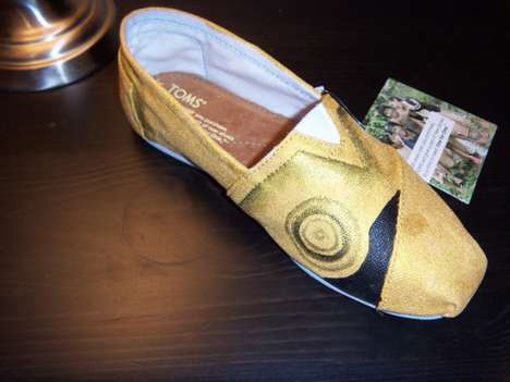 Star Wars Custom TOMS Shoes