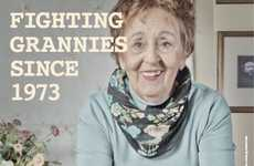 Granny-Fighting Toothpaste Ads