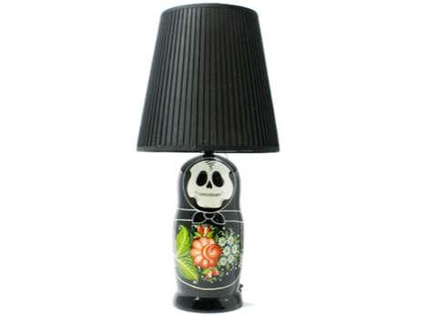 Suicoke Matryushka Doll lamp